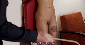 The Beauty [Graias,Spanking,Humiliation,Whipping][Eng]