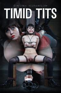 Timid Tits - Audrey Noir [Spanking,Domination,Rope Bondage][Eng]