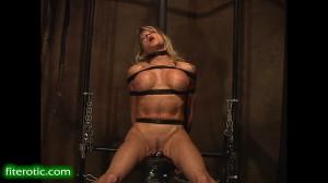 Muscle Blonde Bondage Orgasms [2019,torture,Bondage,BDSM][Eng]