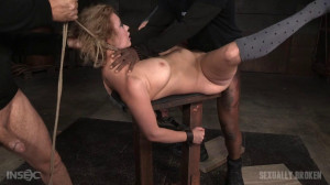 Bdsm Porn Videos Banging blonde and roughly fucked [2016,SexuallyBroken,Humiliation,Whipping,Torture][Eng]