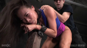 Asian fuck doll Kalina Ryu [Kalina Ryu,All sex,Hardcore,Bondage][Eng]