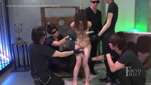 Absolute Obedience Girl Punished and Fucked By Many Guys [2014,Akina Sakura,Creampie,BDSM,All sex][Eng]