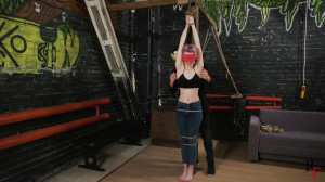 Bdsm Most Popular Astrid Tickling in three positions [2020,Tickle Therapy,Foot Fetish,BDSM][Eng]