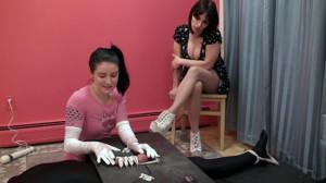 Satin Glove Girls [Eng]