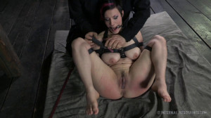 Stretched, Smacked and Spread [2018,IR,Cool Girl,BDSM][Eng]