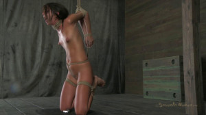 19 year old Midwest girl is skull fucked hard [2018,SB,Cool Girl,BDSM][Eng]