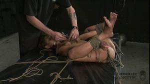 Angel Cummings Tries New Feels Ep. 3 [Angel Cummings,Humiliation,Torture,BDSM][Eng]