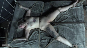 Bed Ridden - Arielle Aquinas [2018,Domination,Spanking,BDSM][Eng]