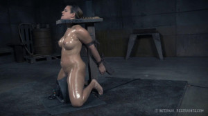 Hurt So Good - Penny Barber [Spanking,Bondage,Rope Bondage][Eng]