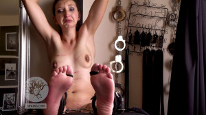 Jasmins Punishment - Soles Passing Through Hell - Part 3 [Eng]