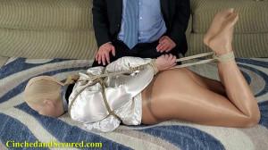 Kristyna's Ticklish Rehabilitation [2021,BDSM,Rope,Bondage][Eng]