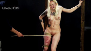 The Terminator, The Groovy and The Faithful Slave Part 4 [2017,Graias,BDSM,Humiliation,Torture][Eng]