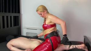 Mistress sandra virgin ass pegging [2021,Mistress Sandra,Humilation,BDSM,femdom][Eng]