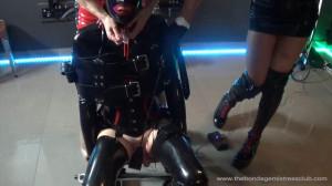 Mistress Miranda in Electric Paddle Pt 2-4 [2019,Foot Domination,Foot Fetish,Femdom ][Eng]