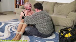 Sybil Misses The Match [2021,BDSM,Bondage,Rope][Eng]
