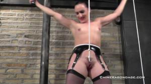 Chloe Lovette - Weight Drop Orgasm [2021,Bondage,BDSM,Rope][Eng]
