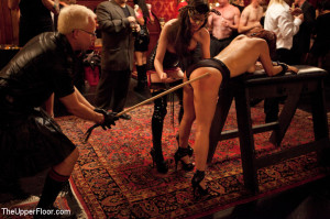 Pre-Folsom Party: part two [2011,Kink: The Upper Floor,Asphyxia Noir][Eng]