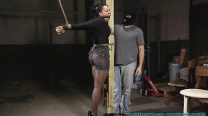 HD Bdsm Sex Videos Sassy is Clamped, Tounge Tied, Nose Hooked, etc Part 1 [2020,FutileStruggles,Rope Bondage,Ethnic ,Whipping ][Eng]