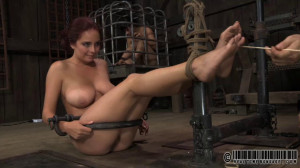 The Angst of Ashley Part Three- Ashley Graham, Nyssa Nevers [Torture,Spanking,Bondage][Eng]