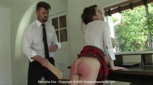 Discipline Counselor [Firmhandspanking,Danusha Cox,Fetish,Spanking,BDSM][Eng]