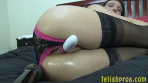 Wenona Helpless Orgasms At The Hands Of Missy Part 1 [Fetishpros][Eng]