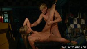 Katerina Cox - Extreme, Bondage, Caning [2019,All Sex,Big Ass,Bondage][Eng]