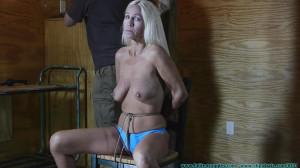 Amanda Buried rope [2016, Bondage,Humiliation,Bdsm][Eng]