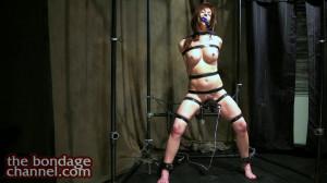 Redhead Milf Orgasm Torment [2019,BDSM,torture,Rope][Eng]