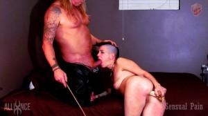 HorseRadish Anal Training - Abigail Dupree and Master James [Eng]