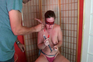 Ice Pop Bound and Tortured [2019,Bondage,Rope,torture][Eng]