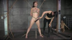 Emma  Part 2 [2014,BDSM,Rope Bondage,Domination][Eng]