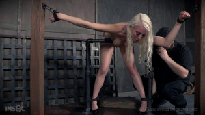 Lady Liberty Pt. 2 [Lorelei Lee,Torture,Humiliation,BDSM][Eng]