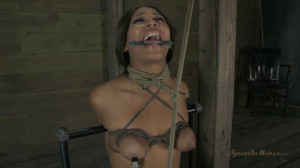 Man Handled Skull Fucking in the Extreme [2018,SB,Cool Girl,BDSM][Eng]