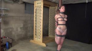 Isean: First meeting with Ivan [2019,BDSM,torture,Bondage][Eng]