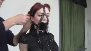 Ludella Hahn - Pink Hottskirted, Strapped and Led [2021,Rope,BDSM,Bondage][Eng]