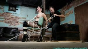 Torturer's Apprentice Must Atone for Her Insubordinati [2020,FutileStruggles/ Clips4Sale,Raven Eve,Brunettes,Busty,Breast bondage][Eng]