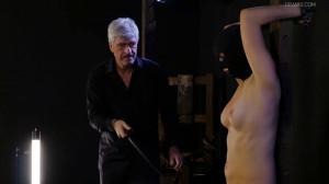 The Burglary - Part 1 [2017,BDSM,Torture,Spanking][Eng]