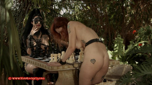 A Game of Chess [2018,Rope,Busty,Bondage][Eng]