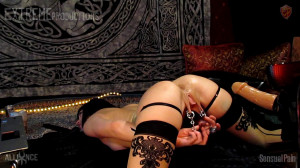 SensualPain - Abigail Dupree - Taboo Turnons Sex Slave Session [SensualPain,Bdsm][Eng]