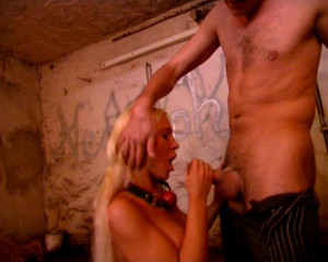 [Small Talk] Sklavenschule Scene #3 [2006,Small Talk,BDSM,Fem Dom,Cock Torture][Ger]