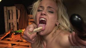 Dominated and fucked - Janny [2015,Humilation,Bondage,Bdsm][Eng]