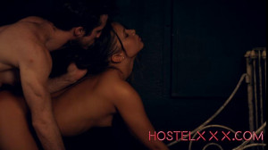 Hostelxxx Liza Rowe Taxi to Torment [2018][Eng]