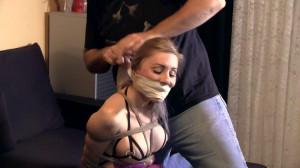 Crotchrope Hogtie [2021,Rope,BDSM,Bondage][Eng]