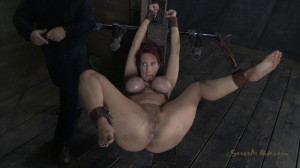 Kelly Devine, Extreme Throat fucking, Massive Squirting screaming [2018,SB,Cool Girl,BDSM][Eng]