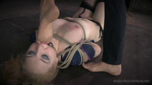 Delirious Hunter - Candy Caned Part 1 [2018,RTB,Cool Girl,BDSM][Eng]