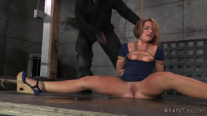 SquirtFest - Savannah Fox, Jack Hammer [2014,Rope Bondage,BDSM,Submission][Eng]