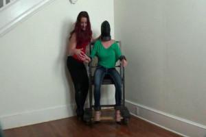 Ashlee Grahams  House Welcome [2019,BDSM,torture,Bondage][Eng]