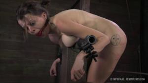 Whip Titty Fun - Nadia White [Domination,BDSM,Rope Bondage][Eng]