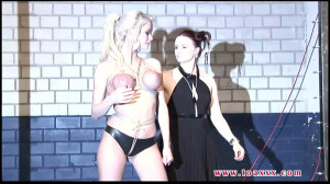 Ultra hard bdsm - The most sexy Tits on earth in tight Bondage by Claire Adams [2019,BreastsinPain][Eng]