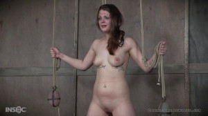 Failure Pudding Part 2 - Nora Riley [2018,Domination,Submission,Rope Bondage][Eng]